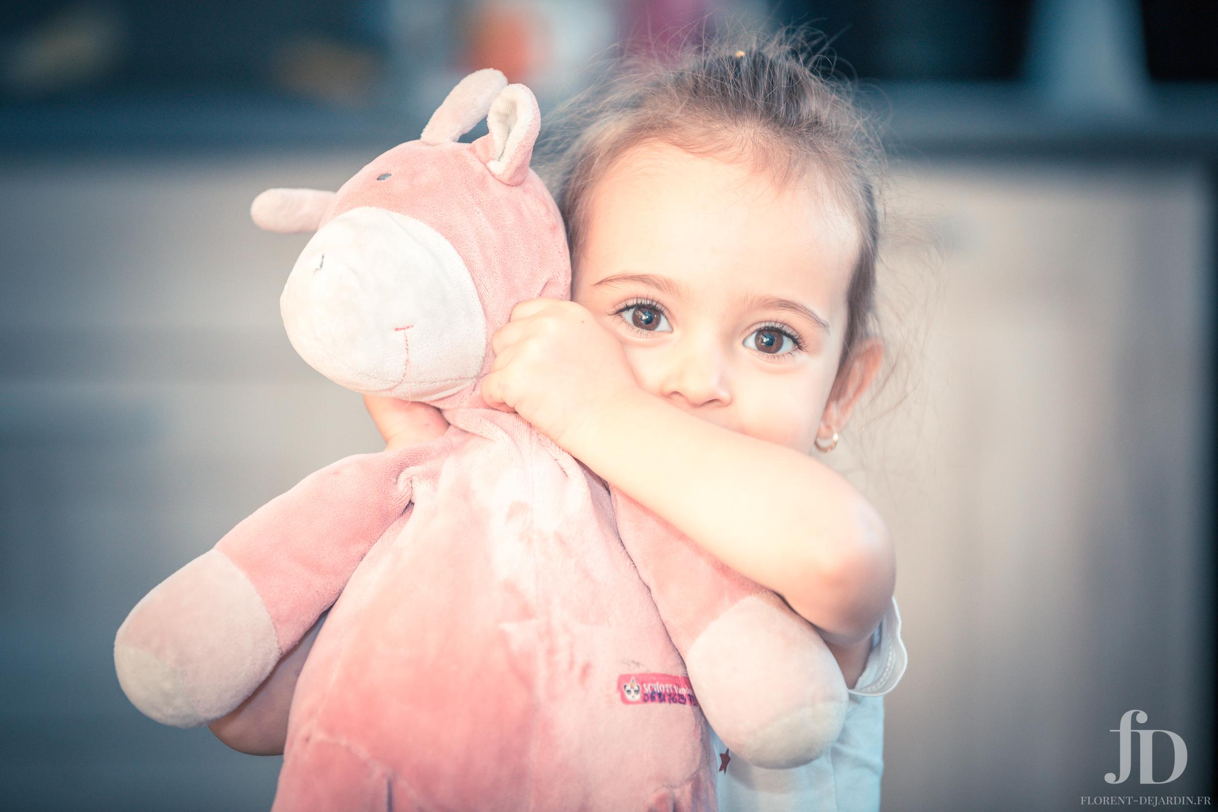 photographie d'un shooting lors d'une séance enfant