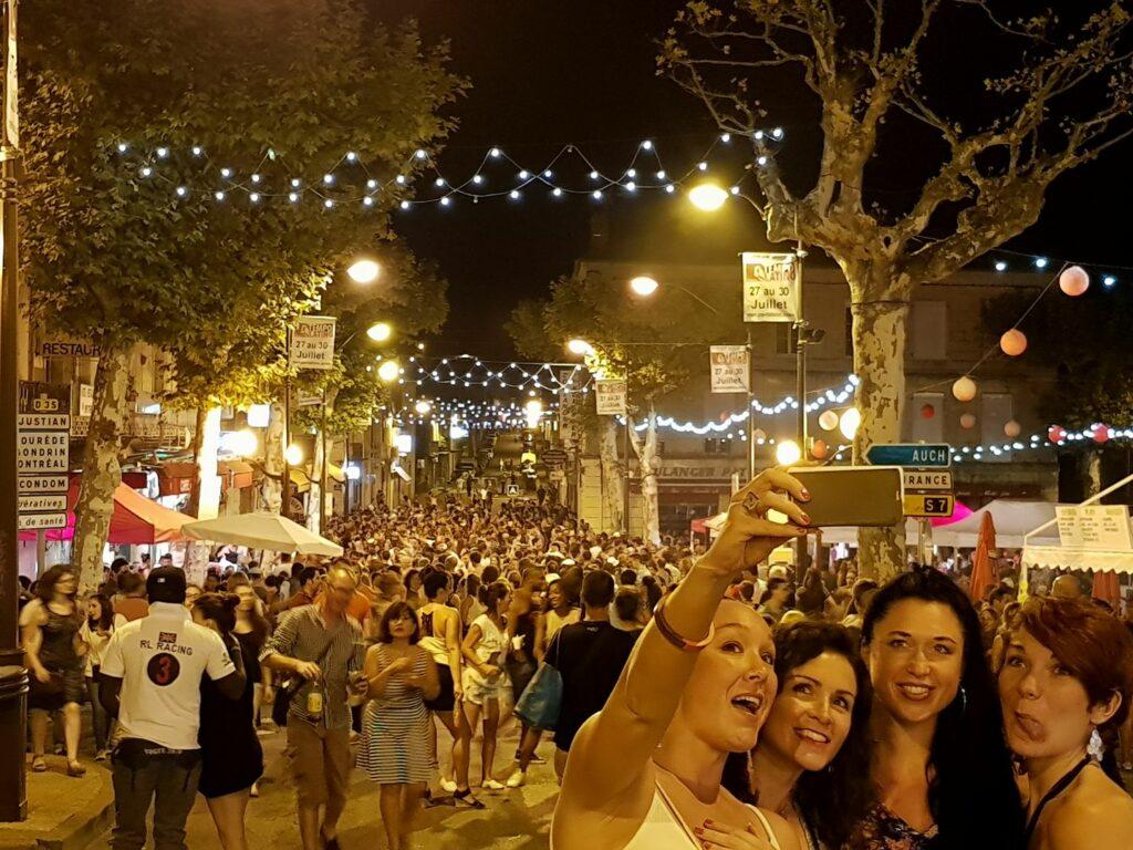 Photographie sur le rReportage sur le festival de Tempo Latino à Vic