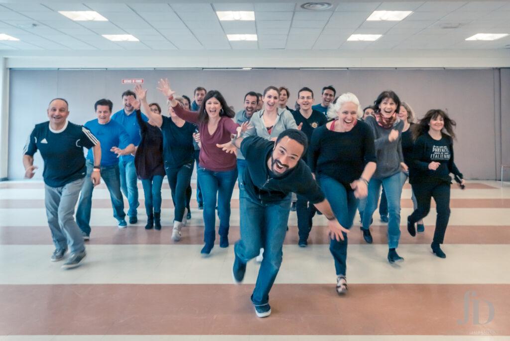 En attendant Noël à Strasbourg : 3eme édition – 2018 organisé par Browly Dance