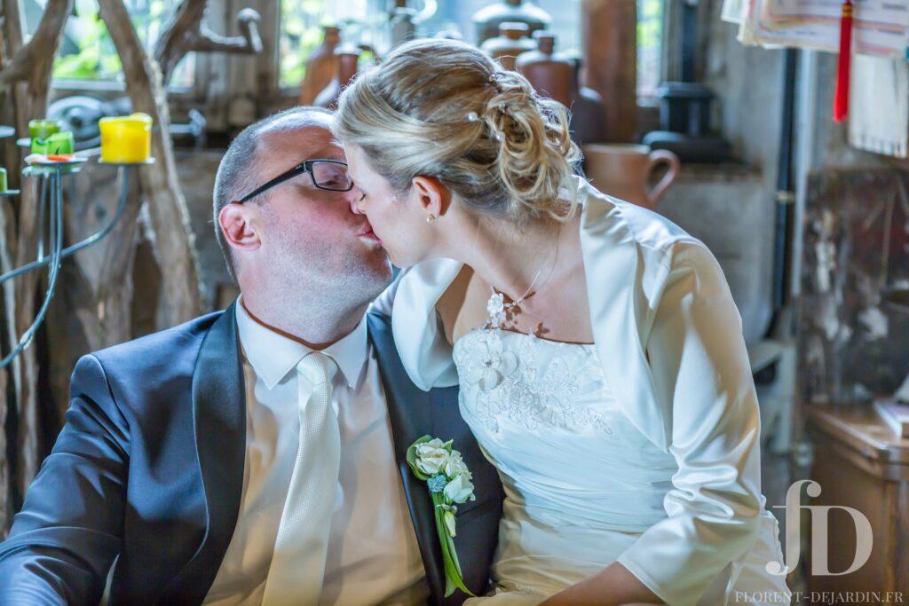 Photographie de mariage Florent Dejardin