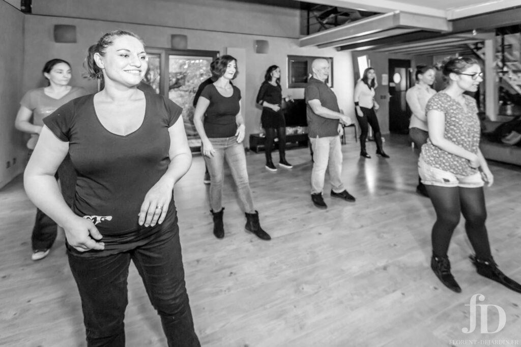 Photographie de cours de salsa Urban Casino 2016