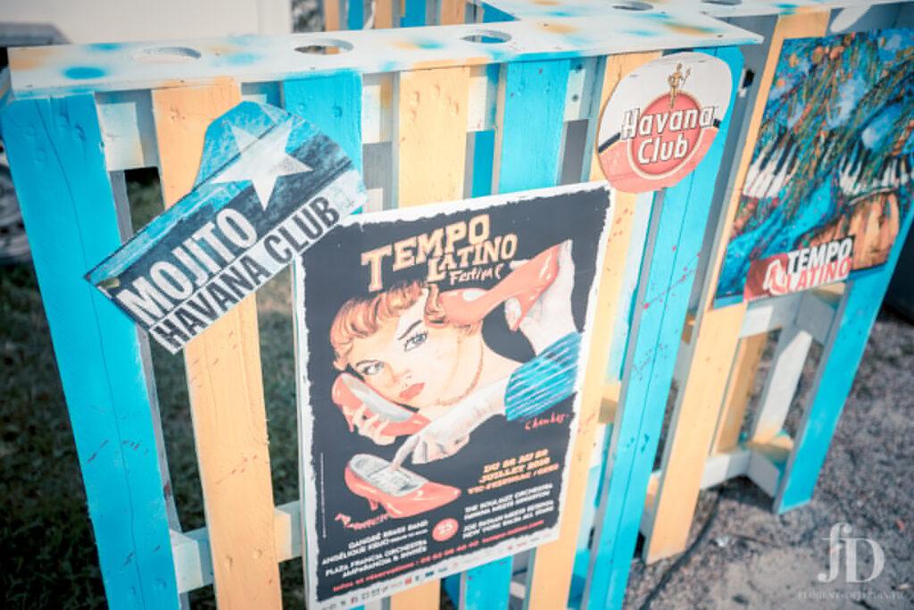 affiches festival tempo latino